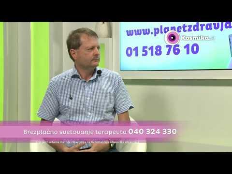 Igor Ogorevc, Planet zdravja (Jutro s Kosmiko, 7.6.2017)