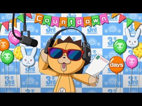 Bleach Brave Souls: Contagem Regressiva 3° Aniversário! Novo Personagem!!! Omega Play