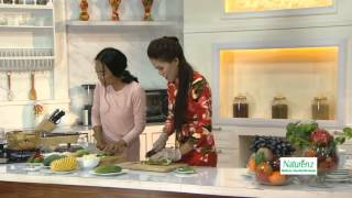 Ca sĩ Đoan Trang vào bếp - Vui Sống Mỗi Ngày [VTV3 – 07.08.2015]