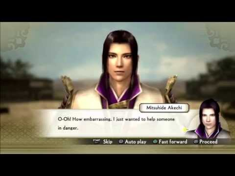 Mitsuhide Akechi (Chronicle Event #4) - Samurai Warriors 4