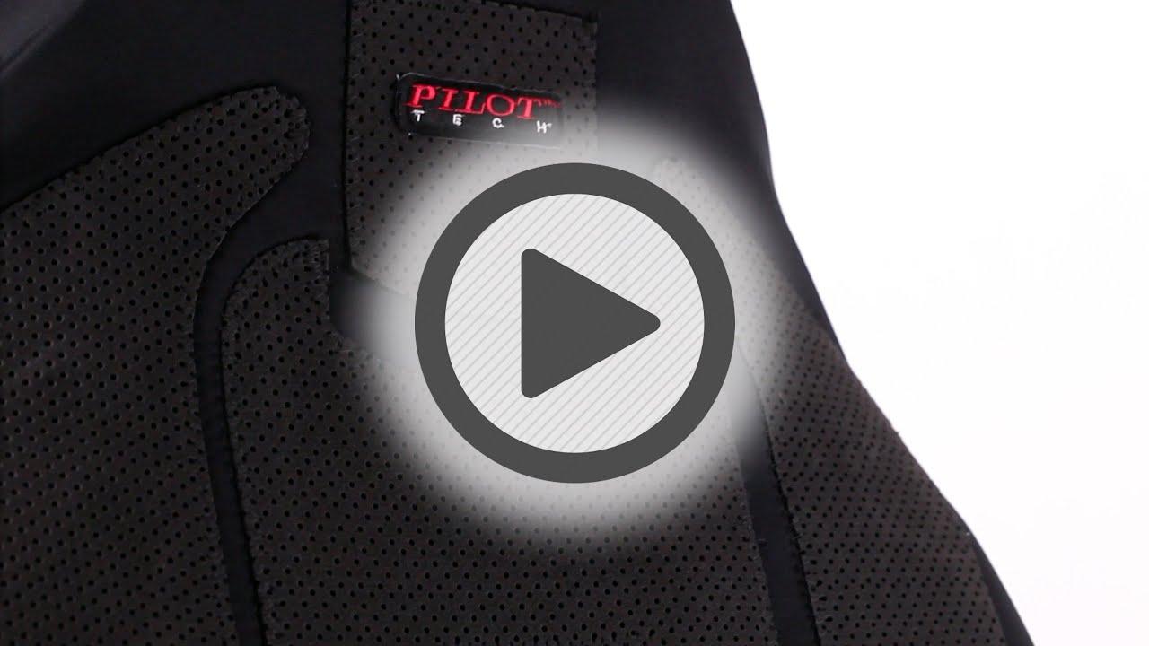 Pilot Automotive Eva Seat Cover Black Sc 208z Pep