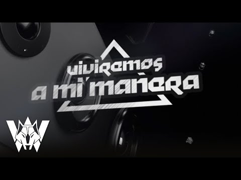 Wolfine - A Mi Manera | Video Lyric