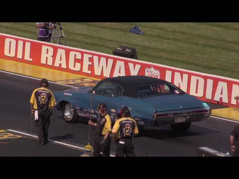 CLASSIC MUSCLE - C/STOCK AUTOMATIC CLASS ELIMINATIONS