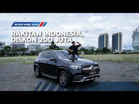 Mercedes-Benz GLE 450 4Matic AMG Line CKD 2020 Indonesia | Lebih Murah Lebih Keren | CintamobilTV