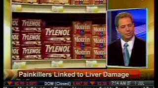 In-Depth Look - Painkillers Link To Liver Damage - Bloomberg