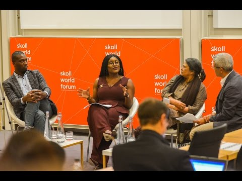 Designing the Sustainable, Inclusive Cities of the Future #SkollWF 2017