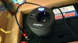 에너자이저 전기 인버터 냉각쿨러 작동 영상