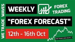 Weekly FOREX Forecast: 12th - 16th Oct 2020 [Forex Course] Forex Trading & Price Action