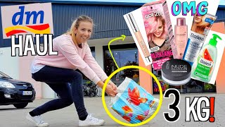 DM HAUL XXL 💓 Neue Drogerie Produkte - DM Haul September 2017