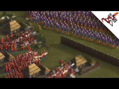 Cossacks 3 - 6P FREE FOR ALL MADNESS | Multiplayer Gameplay