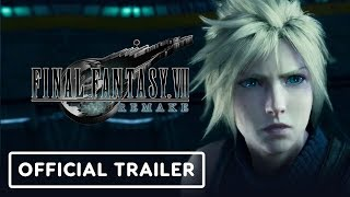 Final Fantasy 7 Remake - Official Final Trailer