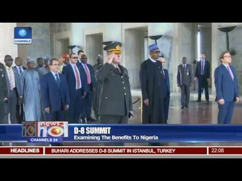 Nigeria Has Opened Shut Gates Of International Trade,Investment With D-8 Summit-- Garba Shehu