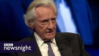 Heseltine on Brexit: 'The British people have been sold a deceitful pup' - BBC Newsnight