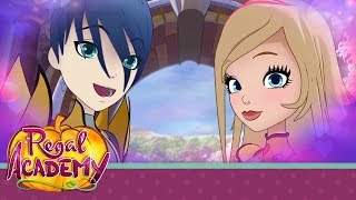 Regal Academy | Rose and Hawk: a fairy-tale duo!