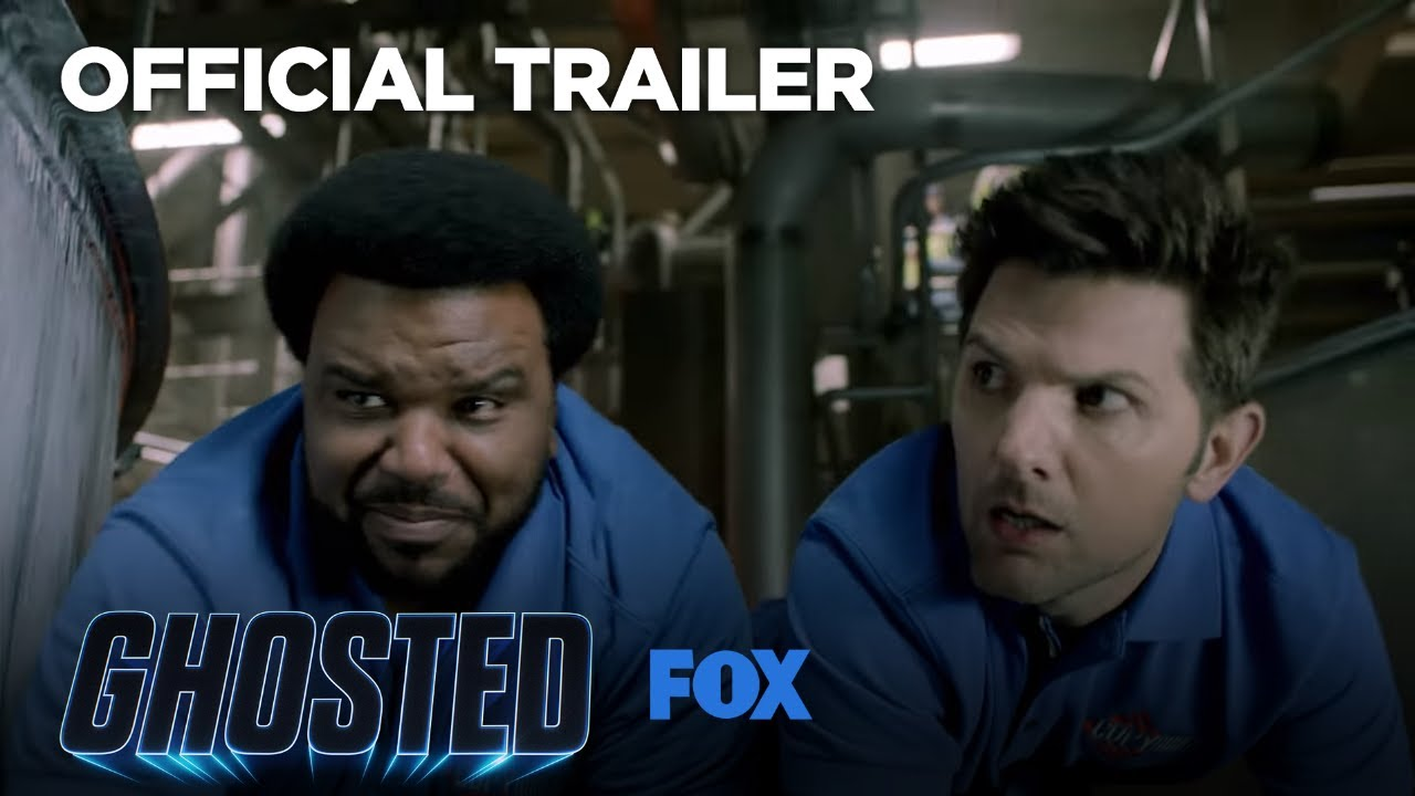 Ghosted Official Trailer Ghosted