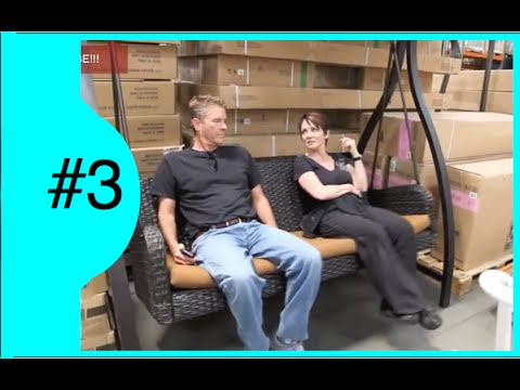 Interior Design - Outdoor Furniture Shopping