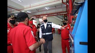 Entrega de renovación de Compañía de bomberos Roma 2
