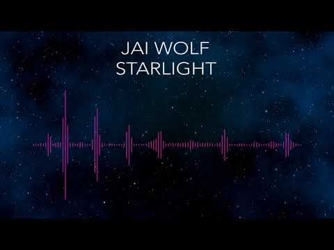 Jai Wolf - Starlight (feat. Mr Gabriel) // Audio Spectrum Visualizer