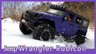 SCX10 ii Jeep Wrangler Rubicon…