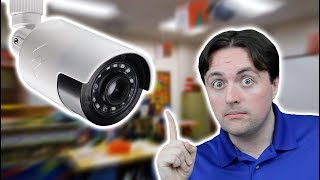 Security Cameras in Classrooms - Tostemac