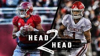 Head to Head: Alabama vs. Oklahoma