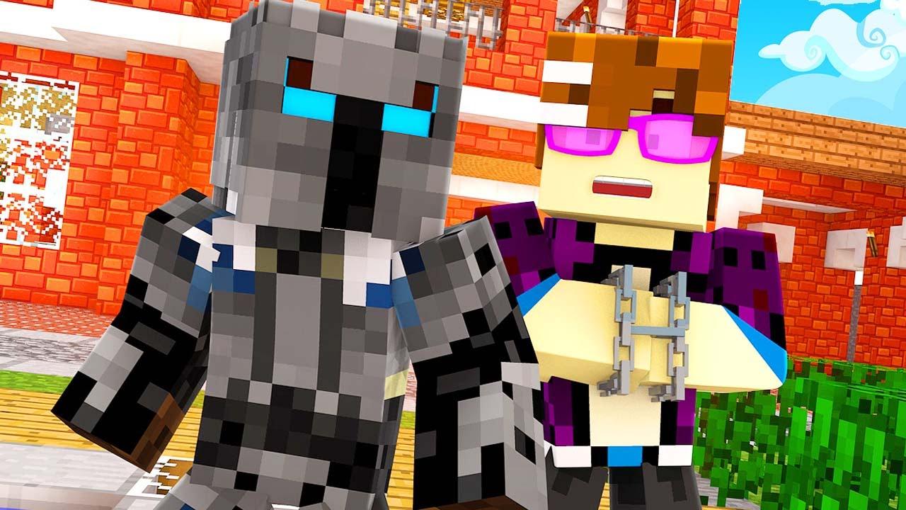 Minecraft-sposób na nude:p - YouTube