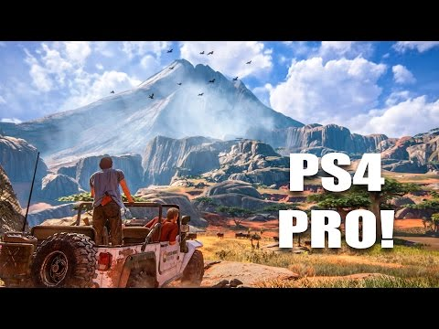 PS4 Pro Review Gameplay!