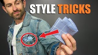 6 Style Tricks EVERY Guy Should Try To Look BETTER!
