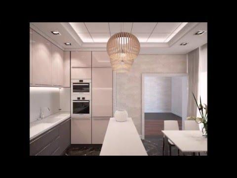 Дизайн квартиры с элементами арт деко