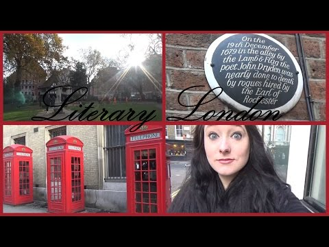 Walking Literary London: Soho and Covent Garden Edition | Amy McLean