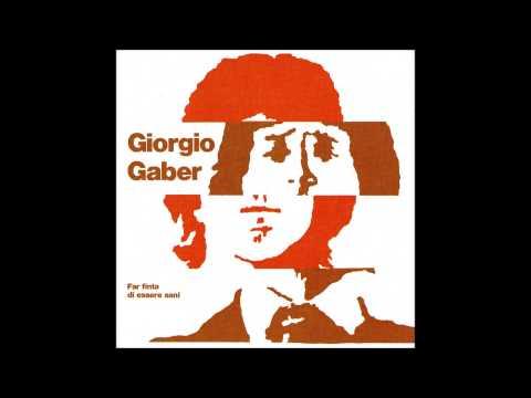 Giorgio Gaber - La comune (6 - CD1)