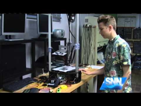 SNN: Suncoast Eighth Grader Starts 3D Printer Business