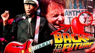 Muere Chuck Berry Leyenda del Rock - 4 Curiosidades de su Increíble Vida - Uno Precursor del Rock