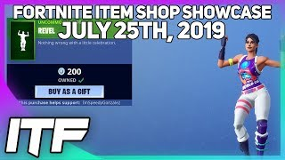 Fortnite Item Shop *NEW* WORLD WARRIOR SKIN, WRAP AND REVEL EMOTE! [July 25th, 2019]