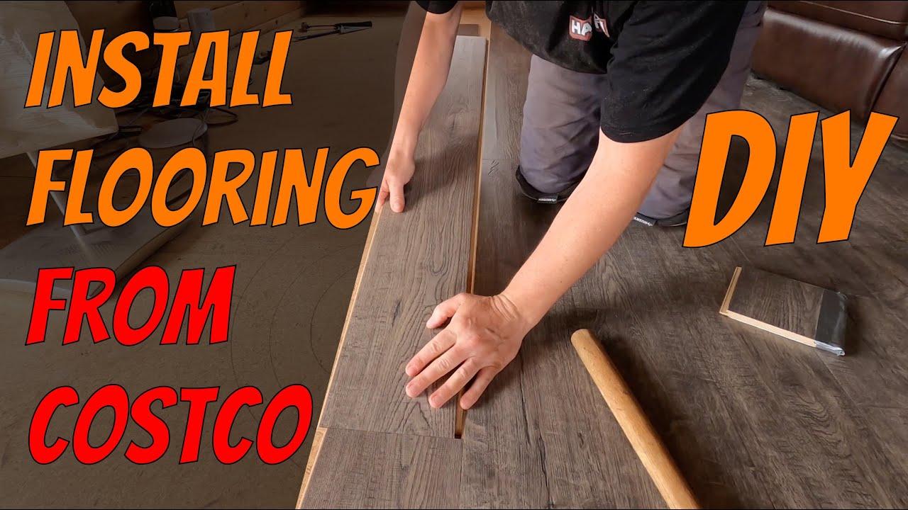 How To Install Laminate Flooring 101, Costco Laminate Flooring Installation Cost