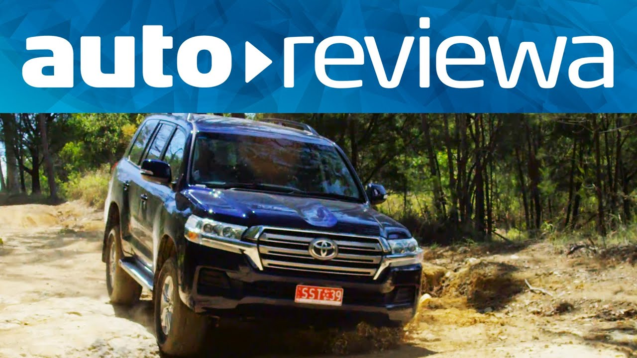 2016 2017 toyota landcruiser 200 video review australia