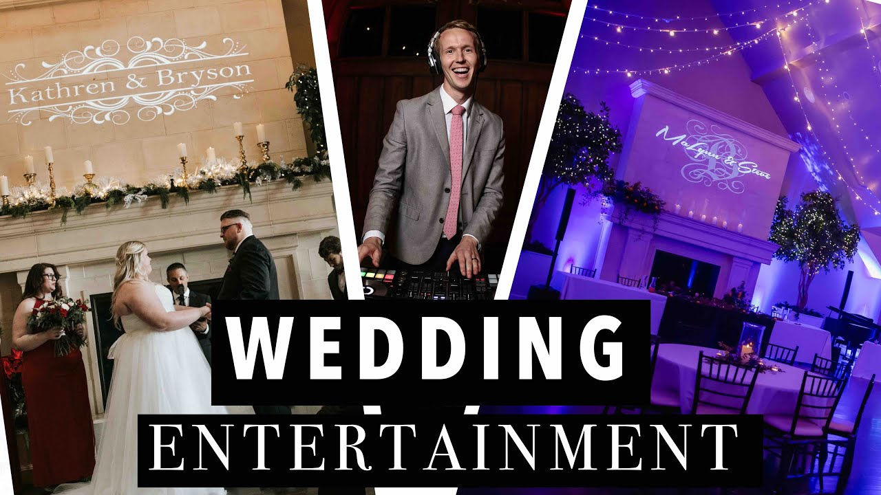 KILLER Tips for the Best Wedding Entertainment | Dj-MC Break Down