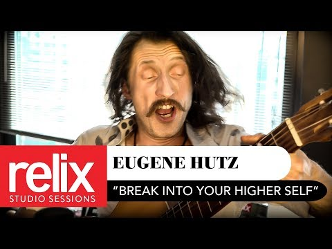 """Break Into Your Higher Self"" l Eugene Hutz l 11/16/17 l Relix Studio Sessions"