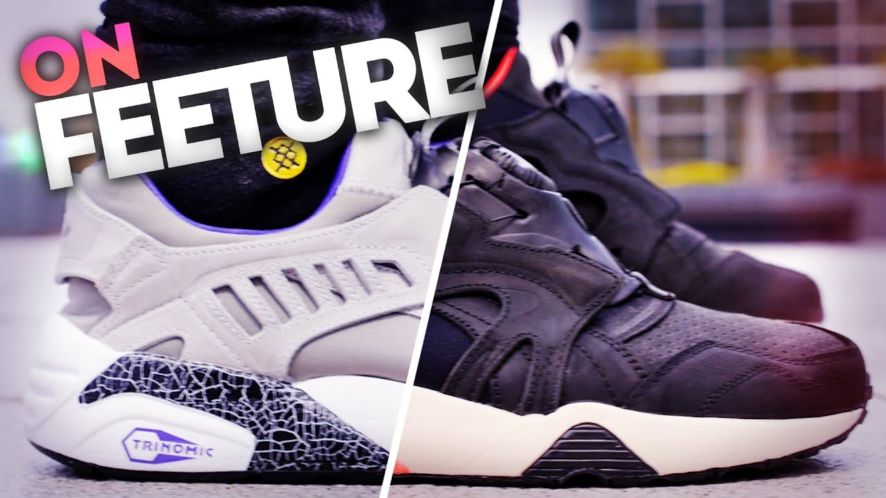 new styles 4122e 5ccdd Puma Disc CRKL Pack - On-Feeture (Review)