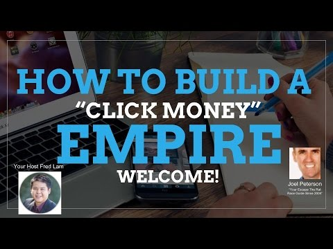 How To Get $0.001 Clicks From Facebook And Build A Click Money Empire