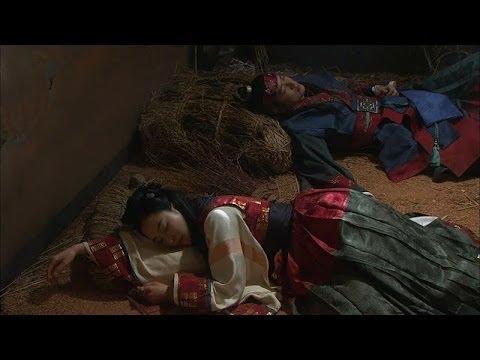 [HOT] 제왕의 딸 수백향 62회 - 괴한에게 납치되어 창고에 갇힌 설난과 명농 20131227