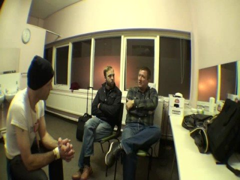 Interview with  Rocky & Diesel from X PRESS 2 pt 1