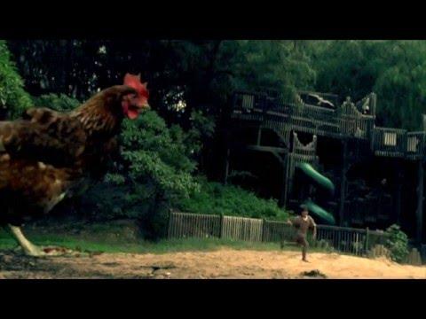 Jurassic Chicken Park Trailer