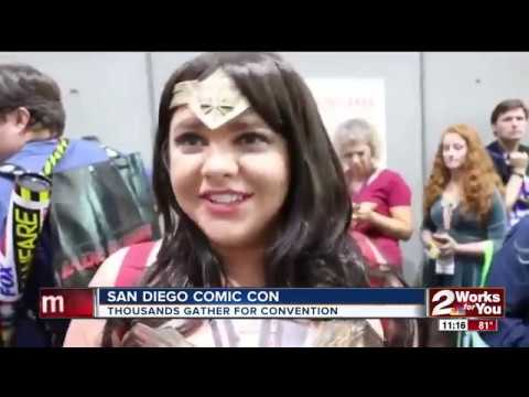 SDCC 2017 Shines With Major Star Power