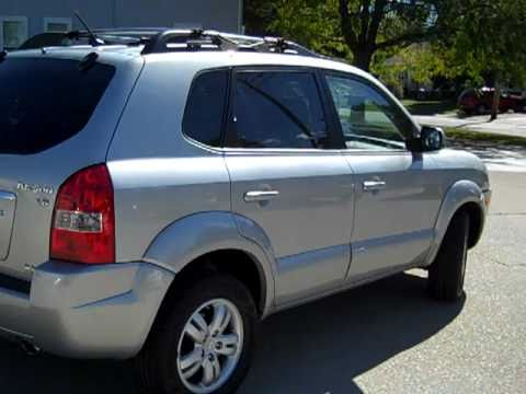 2007 hyundai tucson limited dekalb il near rockford il. Black Bedroom Furniture Sets. Home Design Ideas