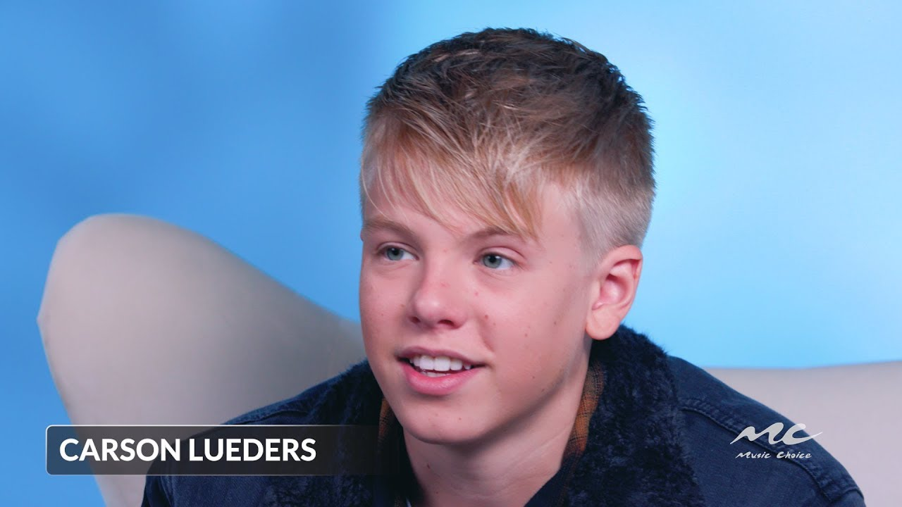 where does carson lueders live