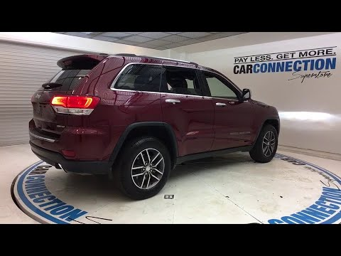 2017 Jeep Grand Cherokee Pittsburgh New Castle Cranberry Township