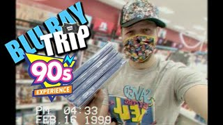 Blu-Ray Hunting in the 90's style