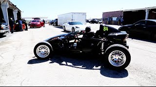 TX2K14 - 550HP Ariel Atom screams down Texas Speedway