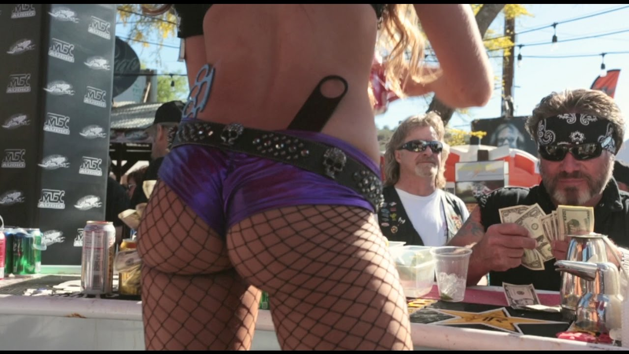 Bike Week Pantyhose Add A